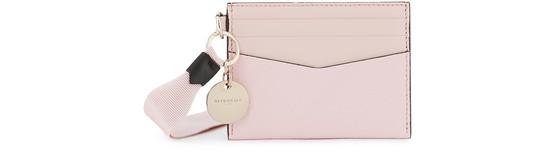 Givenchy Bond Cardholder In Pink