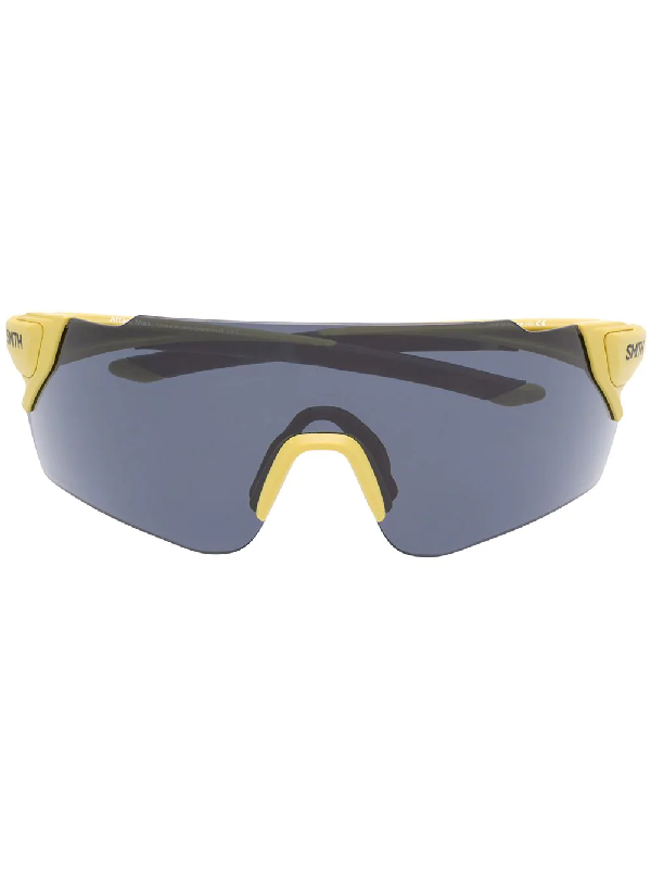 Smith Attackmax Tinted Sunglasses In Green