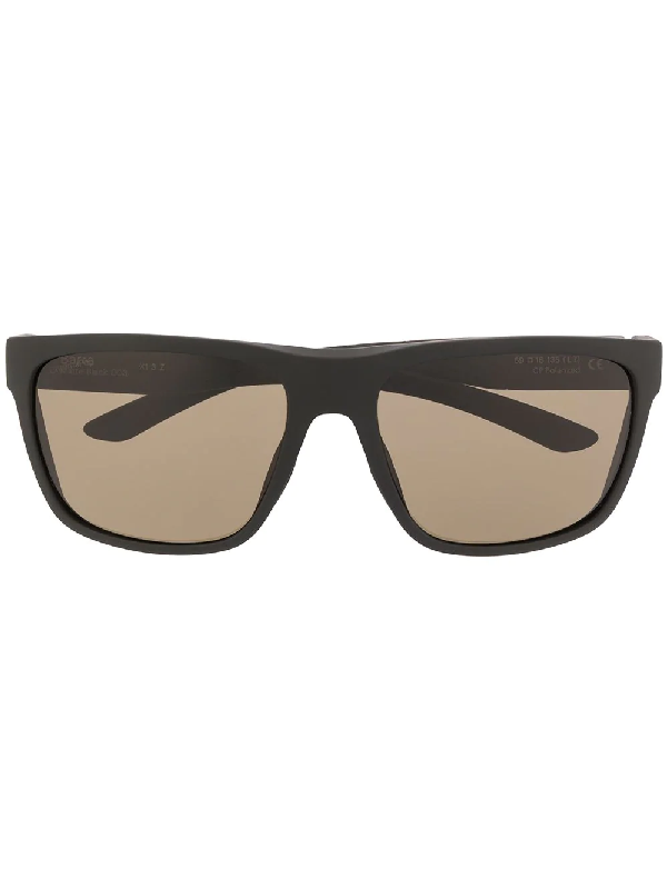 Smith Barra Tinted Sunglasses In Black