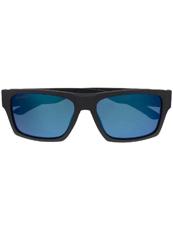 Smith Square Framed Sunglasses In Black