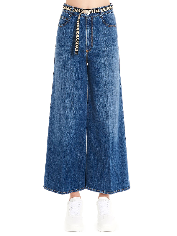 Stella Mccartney Jeans In Blue