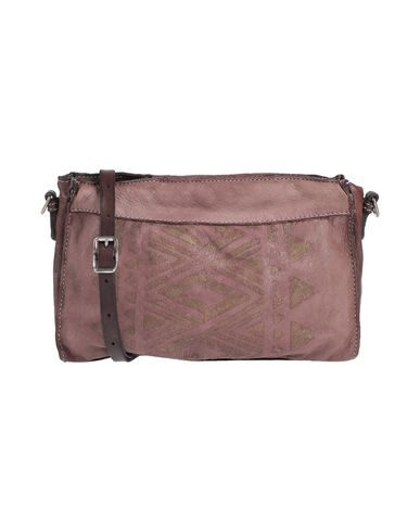 Caterina Lucchi Cross-body Bags In Light Brown
