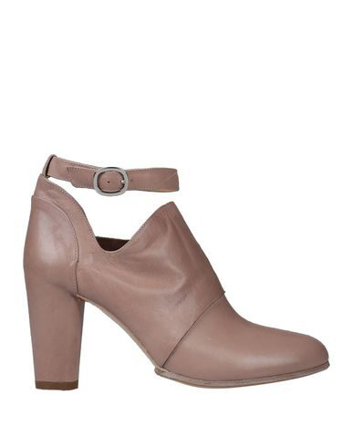 Pomme D'or Ankle Boot In Pale Pink