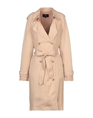 Line Full-length Jacket In Sand