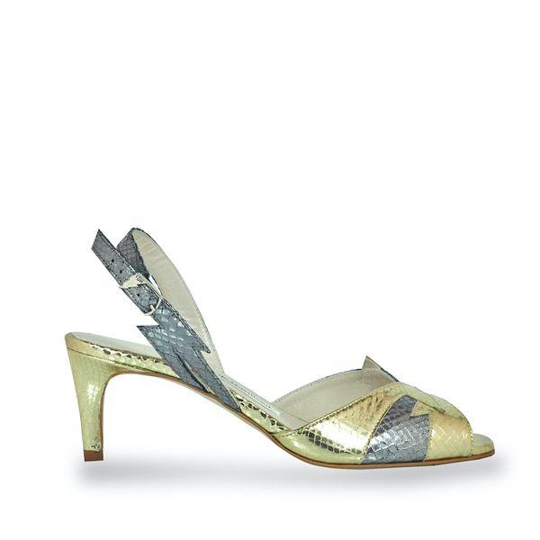 Terry De Havilland Ava 50 Gold Silver