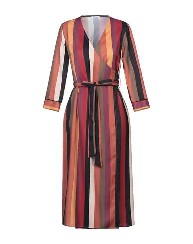 Hopper Knee-length Dress In Maroon
