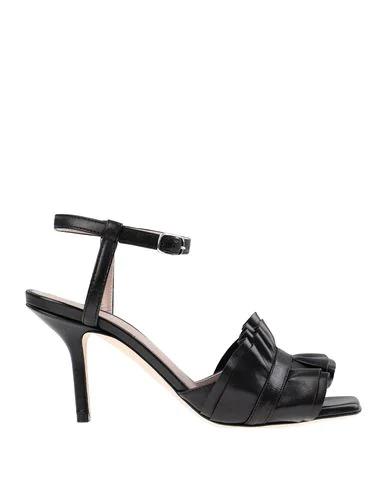 Cheville Sandals In Black