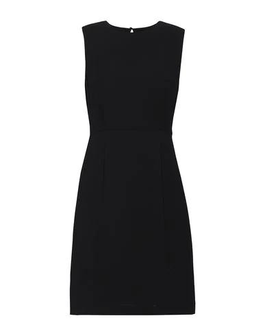 8 By Yoox Knee-length Dress In Black