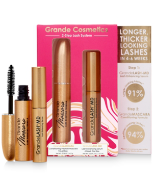 Grande Cosmetics 2-pc. Lash System Set