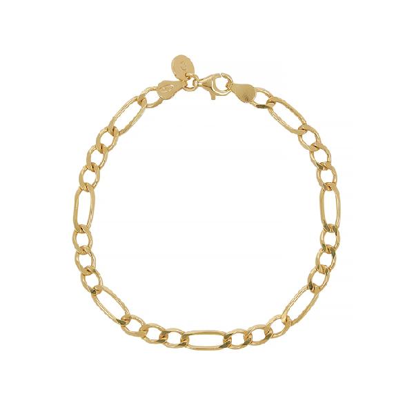 Daisy London X Estée Lalonde Figaro 18kt Gold-plated Bracelet