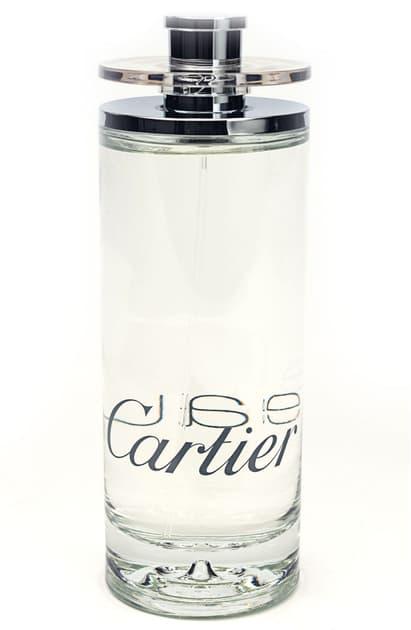 Cartier Eau De Toilette, 3.3 oz