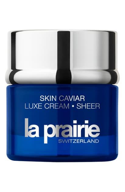 La Prairie Skin Caviar Luxe Cream Sheer, 3.38 oz