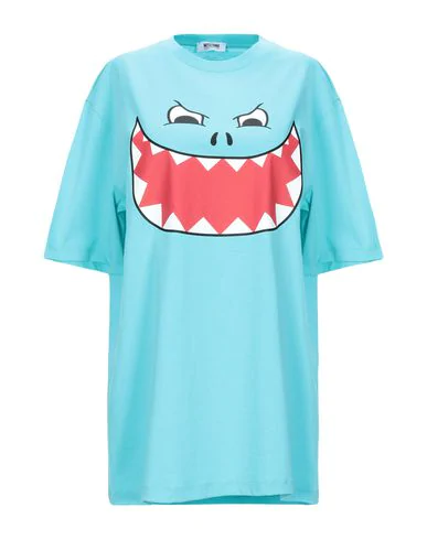 Moschino Cheap And Chic T-shirt In Azure