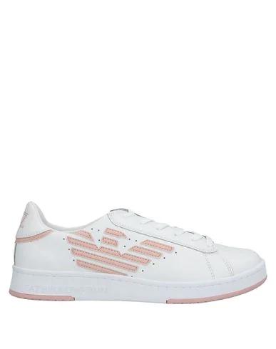 Ea7 Sneakers In Pink