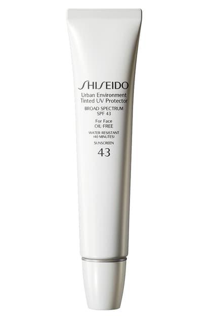 Shiseido Urban Environment Tinted Uv Protector Broad Spectrum Spf 43 1 1.1 oz/ 33 G