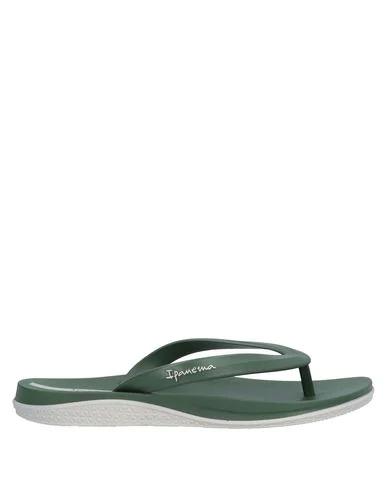 Ipanema Flip Flops In Green