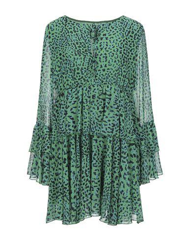 Hopper Short Dress In Green