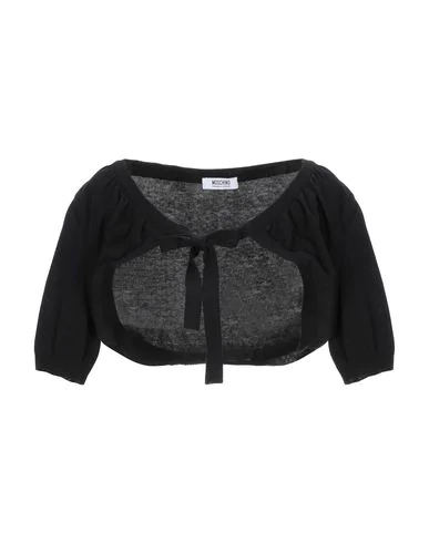 Moschino Cheap And Chic Shrug In Black