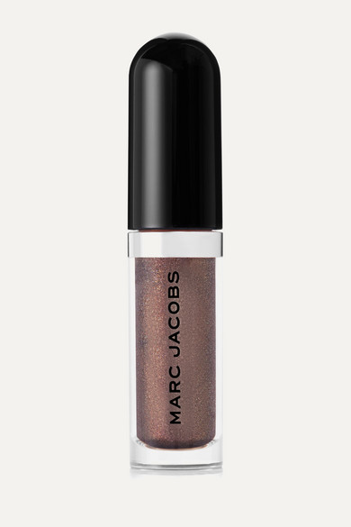 Marc Jacobs Beauty See-quins Glam Glitter Liquid Eyeshadow - Topaz Flash In Brown