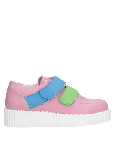 Au Jour Le Jour Sneakers In Pink