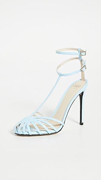 AlevÌ Milano Stella Sandals In Sky