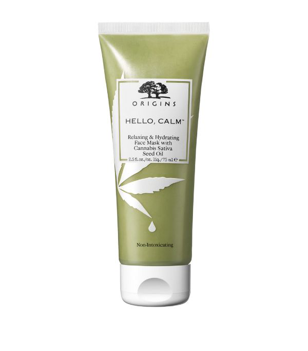 Origins Hello Calm Face Mask In White