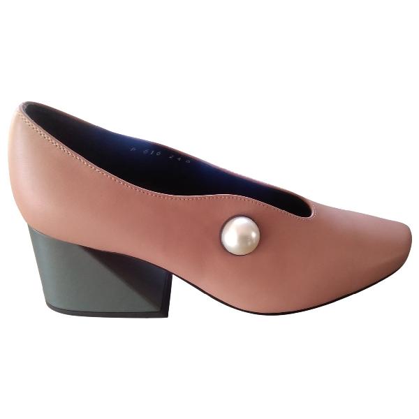 Yuul Yie Leather Heels