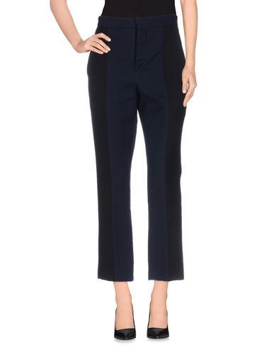 Marni Casual Trouser In Dark Blue