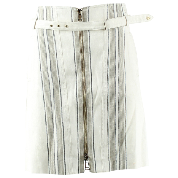 Belstaff Beige Cotton Skirt