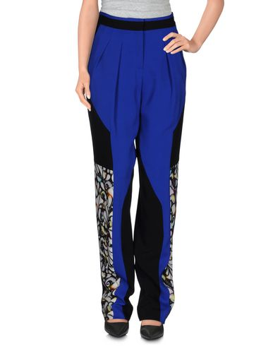 Peter Pilotto Casual Pants In Bright Blue