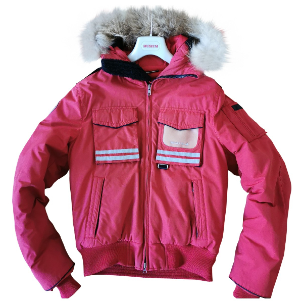 Museum Red Jacket
