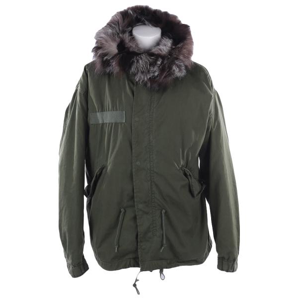 Barbed Green Jacket
