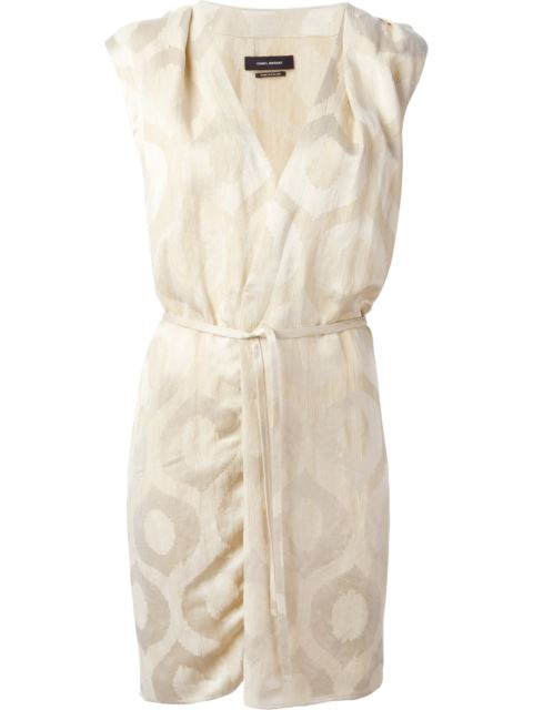 Isabel Marant 'sudley' Jacquard Dress