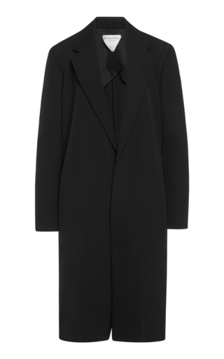 Bottega Veneta Suit Style Jumpsuit In Black