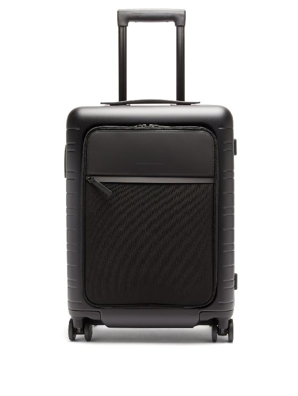 Horizn Studios M5 Hardshell Cabin Suitcase In Black