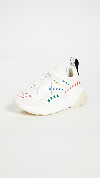 Stella Mccartney Women's Shoes Trainers Sneakers  Eclypse In White