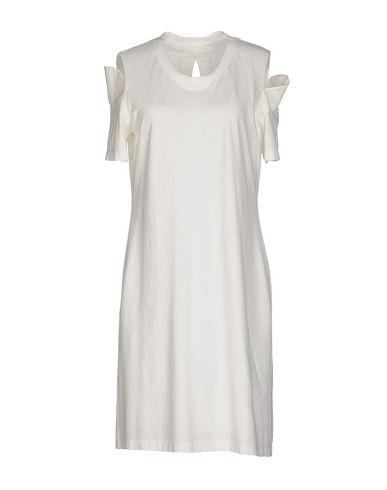 Maison Margiela Short Dresses In White