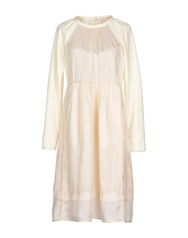 Marc Jacobs Knee-length Dress In Ivory