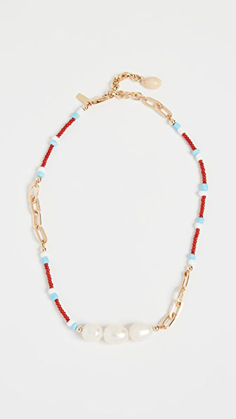 Eliou Forli Necklace In Multi