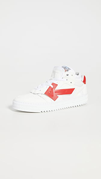 Off-white 3.0 Low Sneakers Owia181r20d80111 In White