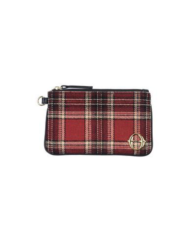 Ottod'ame Pouch In Brick Red