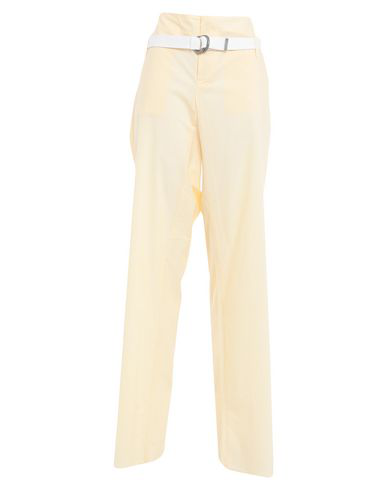 Romeo Gigli Casual Pants In Light Yellow