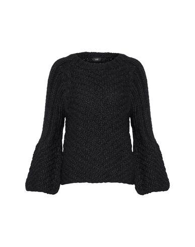 Line Sweater In Black