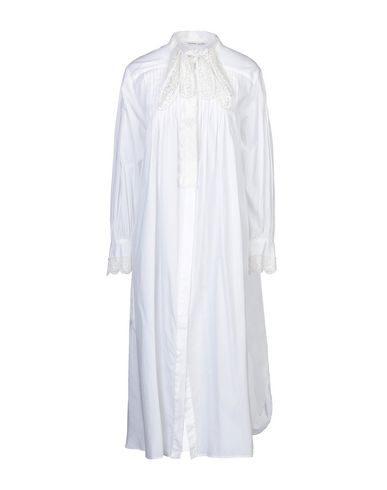 Tsumori Chisato Midi Dress In White