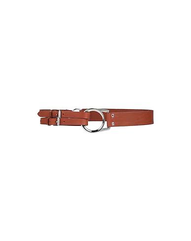 Polo Ralph Lauren Regular Belt In Brown
