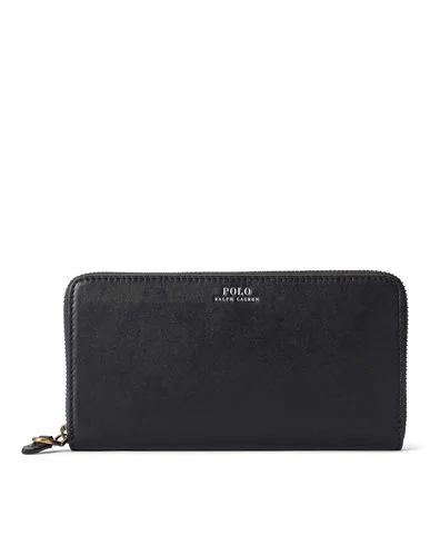 Polo Ralph Lauren Wallet In Black