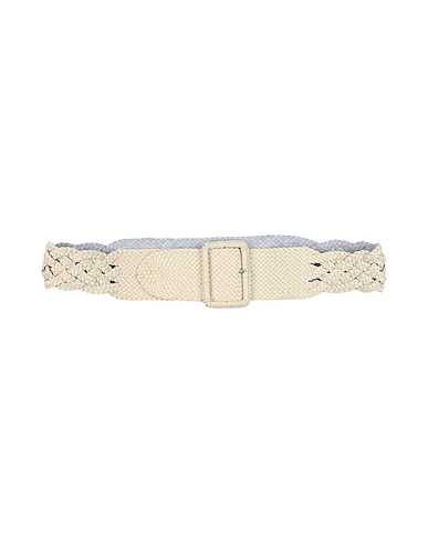 Polo Ralph Lauren High-waist Belt In Beige