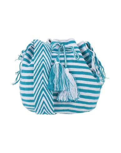 Muzungu Sisters Cross-body Bags In Azure