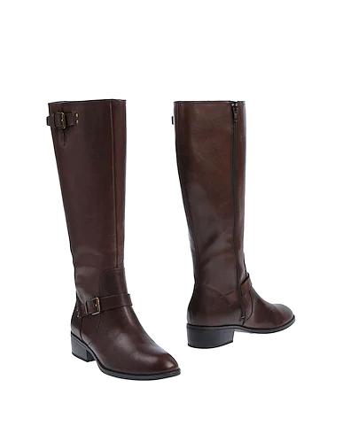 Lauren Ralph Lauren Boots In Cocoa