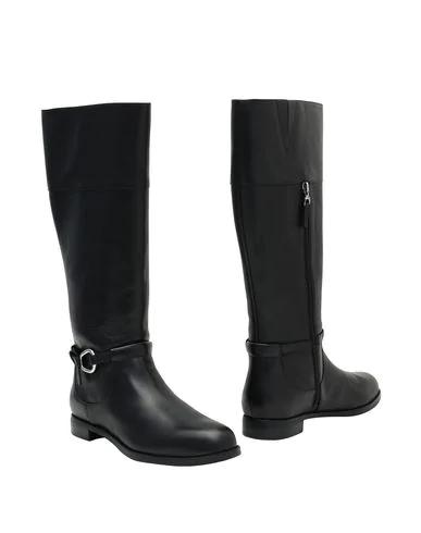 Lauren Ralph Lauren Boots In Black